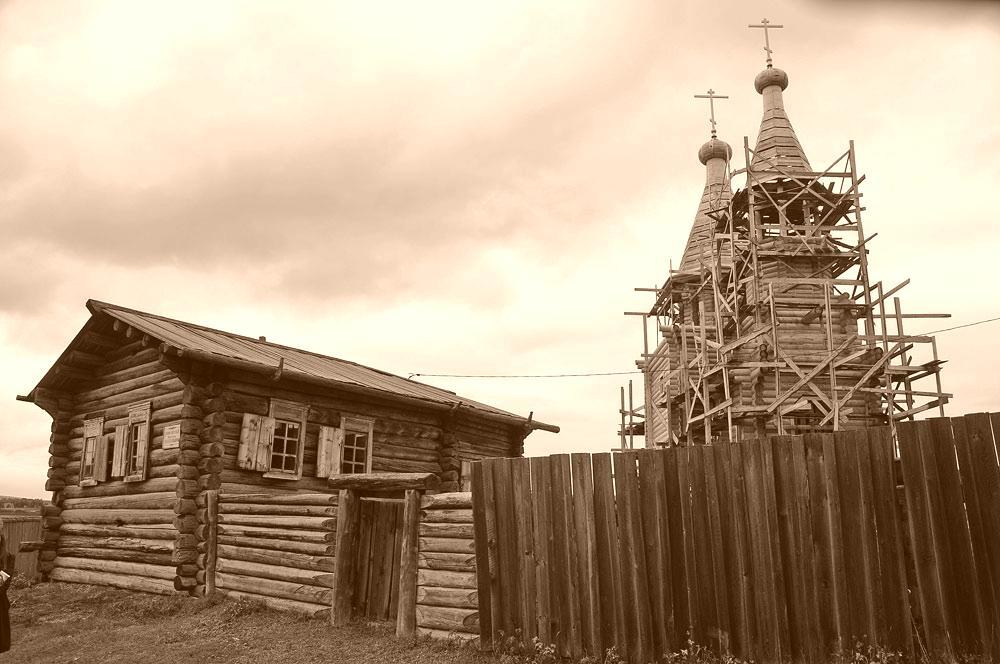 Страницы истории Качуга и Качугской Церкви