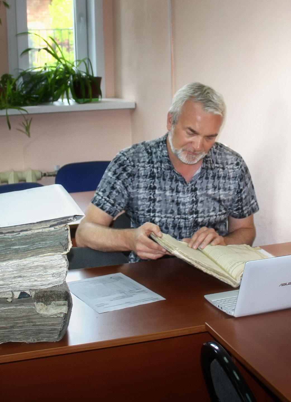 Андрей Владимирович Черепанов в архиве